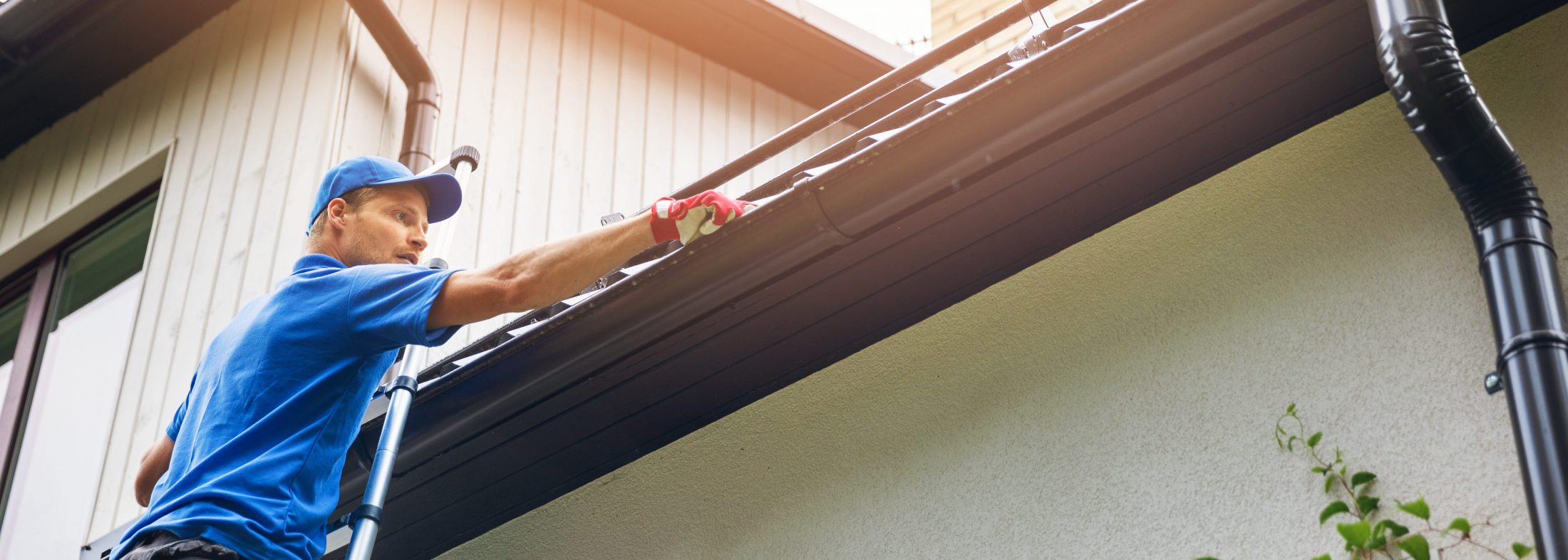 Gutter Cleaning In Augusta