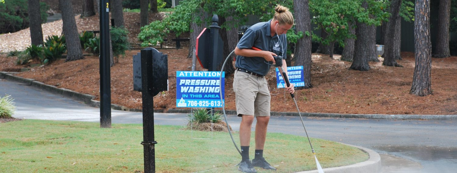 Pressure Washing In Aiken
