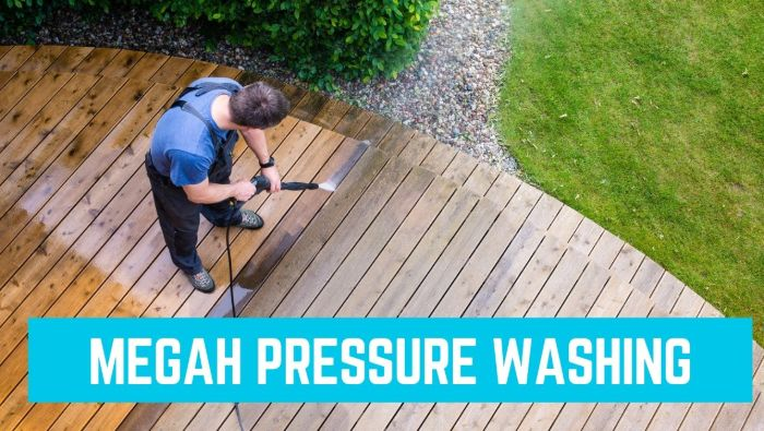 Pressure Washing Woodinville Wa